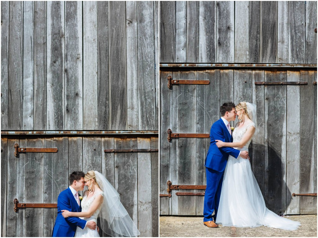 wedding at moreves barn