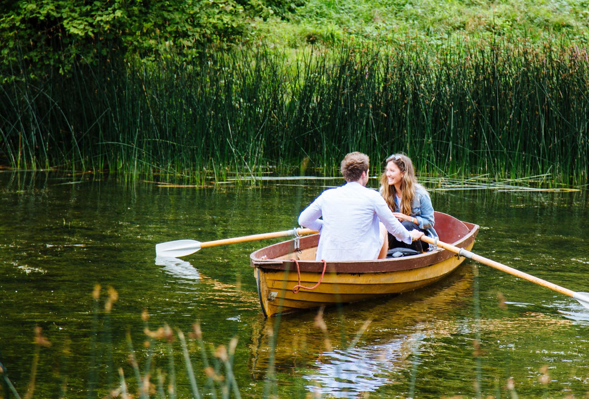 wedding wilderness festival