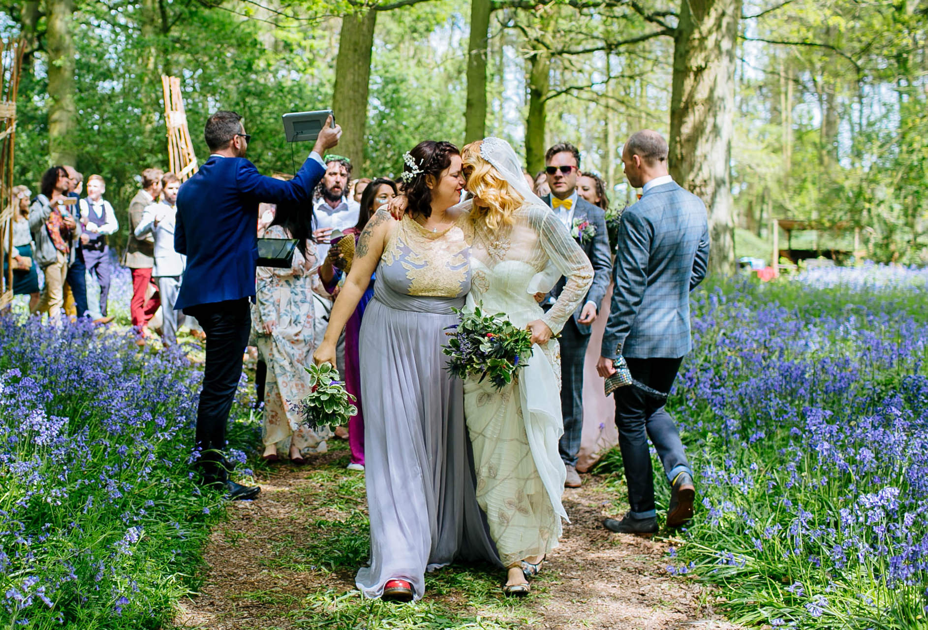 festival-themed-wedding-wildwood-bluebell