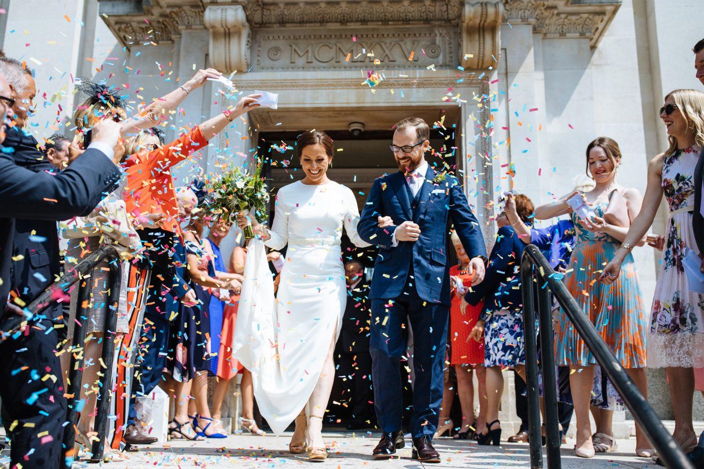 fun wedding photographer Kent