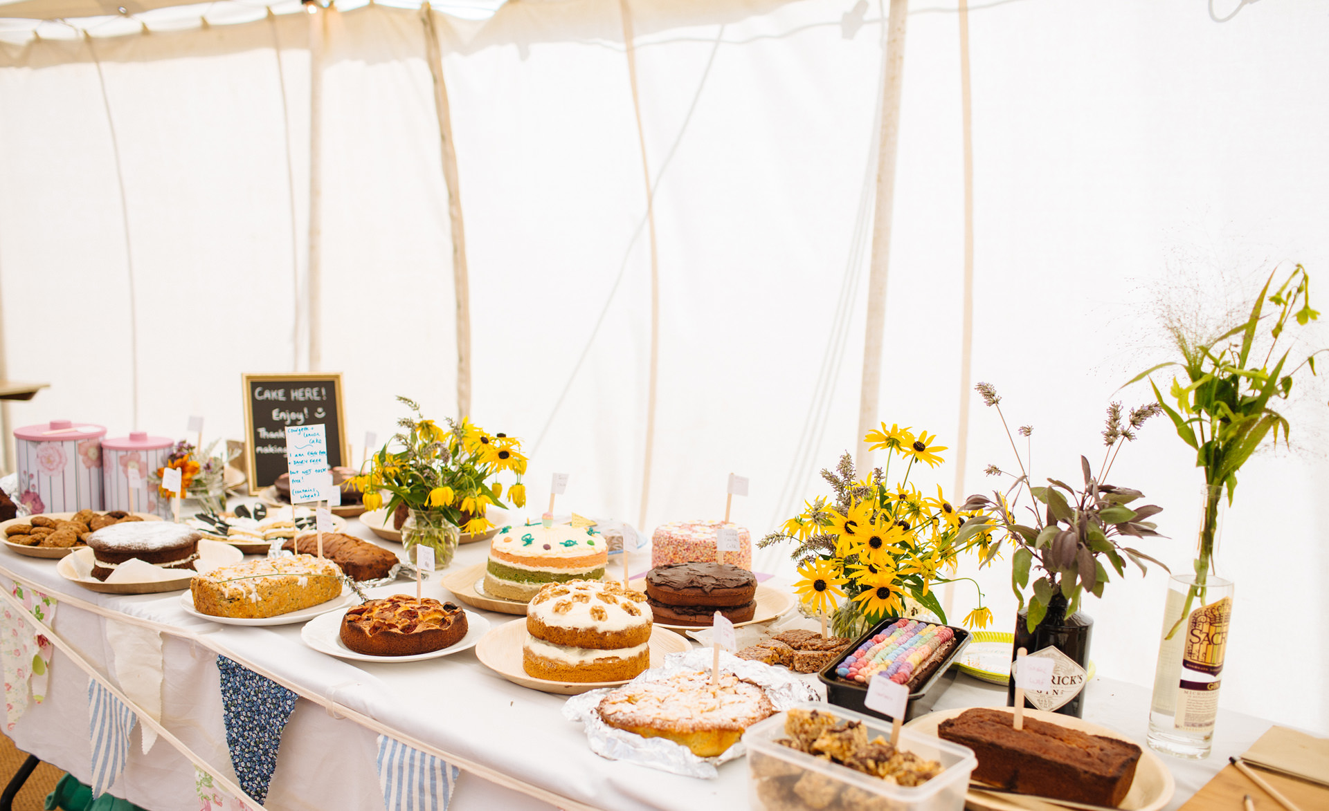 wedding cake bake off