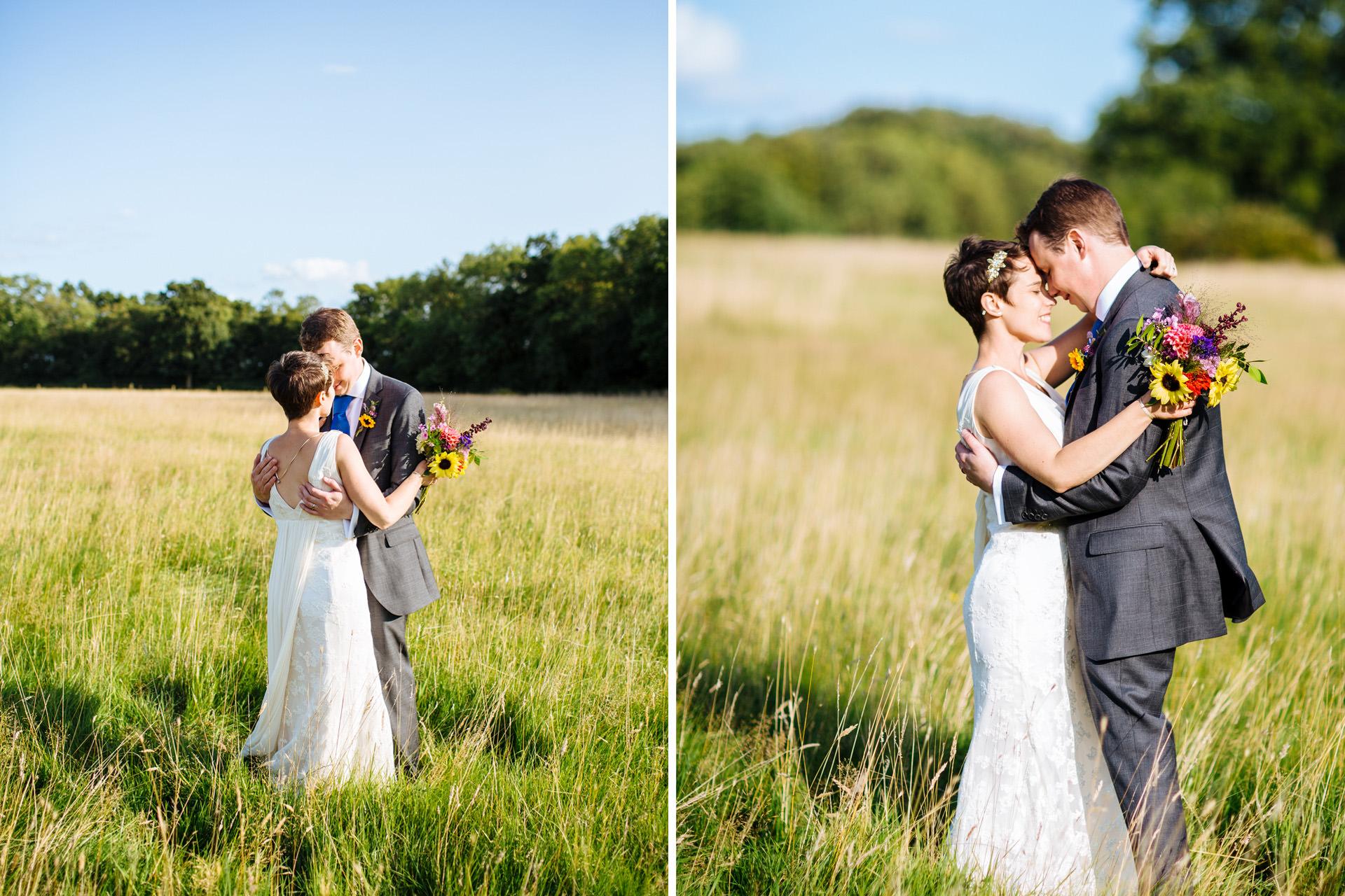 wild meadow wedding