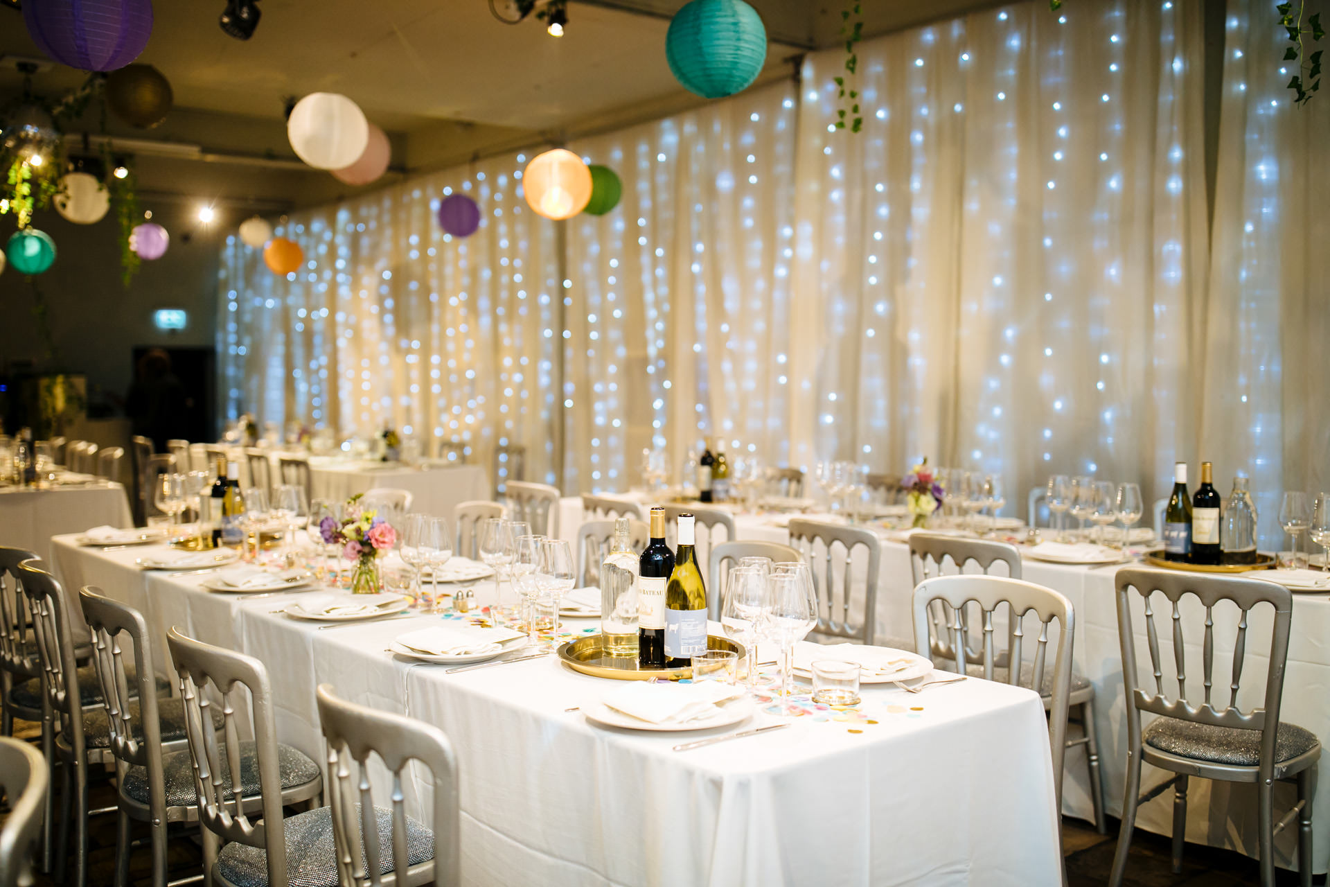 islington metal works wedding