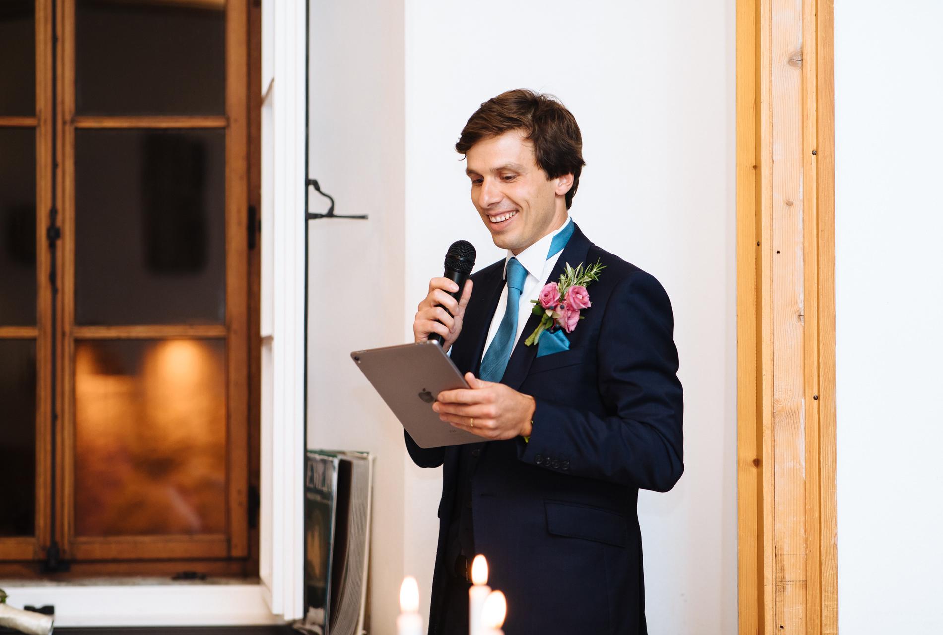 groom's speechesh